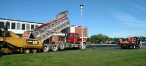 Baldwinsville Central School District – Milling and Resurfacing of Campus Roadways