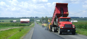 Yates County Highway Department – Havens Corners Road Paving