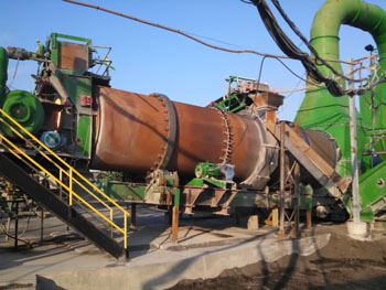 Seneca Stone Hot Mix Asphalt Plant