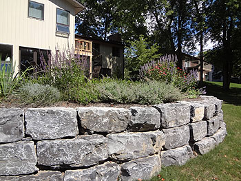 Seneca Stone Rip Rap & Armor Stone (Retaining Wall)